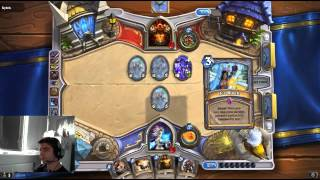 Hearthstone Arena - Ice Block OP! BIG Comeback! (Mage Arena)