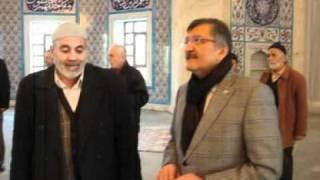 Seytinizam Camii ibadete açılıyor