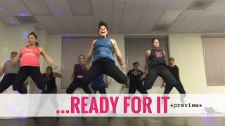 download lagu ...ready For It By Taylor Swift *preview* Cardio Dance gratis