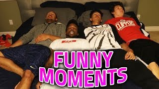 BEST / FUNNIEST MOMENTS FROM THE OLD 2K HOUSE!