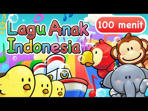 Lagu Anak Indonesia 100 Menit