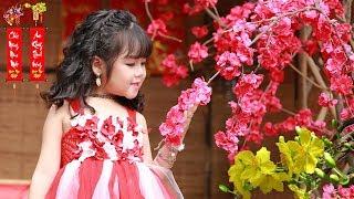 Phút Giây Giao Thừa ♪ Bé MINH VY - Nhạc Tết Thiếu Nhi Vui Nhộn Sôi Động 2019 Hay Nhất Cho Bé