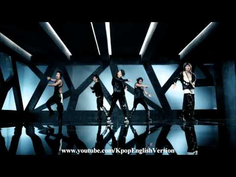 [M/V] Shinee - Lucifer (English Version) [HD]