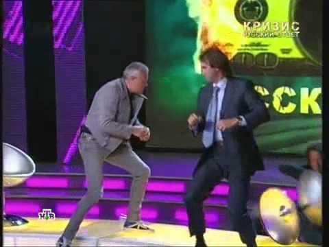 Александр Лебедев нокаутировал Полонского