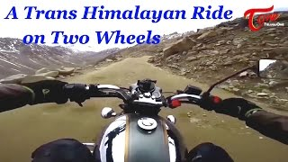 A Trans Himalayan Ride    To the Top of the World on Two Wheels    Khardung La Pass