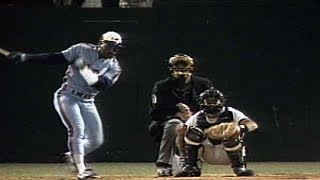 1987 ASG: Raines breaks scoreless tie with triple