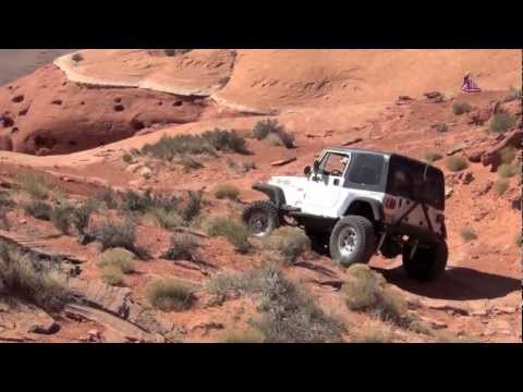"St. George Utah ""The Maze"" Jeep Trail"