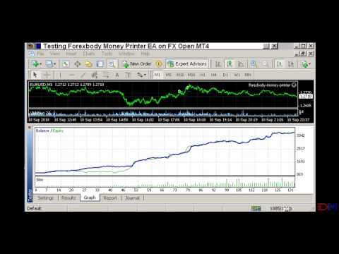 Cash printer forex