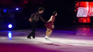 Stars on Ice Hamilton 2018 Tessa Virtue & Scott Moir Intro & Medley Moulin Rouge