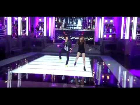 Super Junior  Fx Victoria   Dance Stage Inkigayo Summer Special Dance Stage video