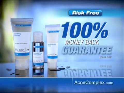Murad Acne Complex (Canada): Proven 3-Step Acne Treatment