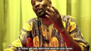 Cours de percussion avec Thio Mbaay