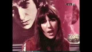 Sonny & Cher singing Il Cammino Di Ogni Speranza (1967)