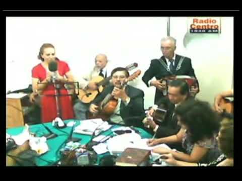 argelia colin canta, siempre hace frio ;programa de radio buenos dias, de martinez serrano