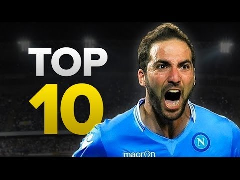 Top 10 Most Expensive Serie A Signings