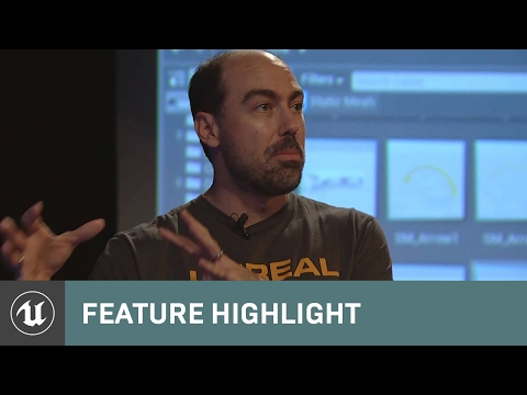 Unreal Developer Day - Part 1 - Design Workflow in Unreal Engine 4