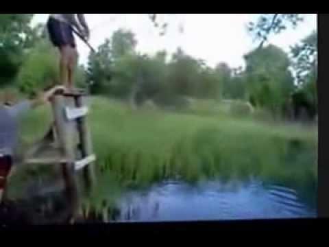 Деревенский отдых  Прикольное видео