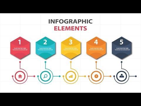 Infographic Elements Illustrator Tutorial