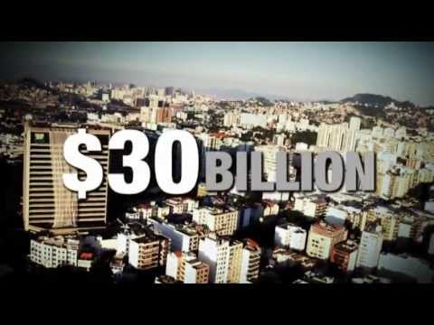 Brazil's Future: Olympics, World Cup, and $30 Billion Dollars