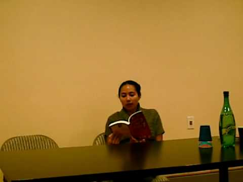Rashaan Alexis Meneses reads at PAWA Arkipelago Literary Series (2 of 2) Video