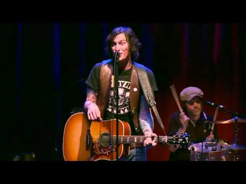Butch Walker - Race Cars and Goth Rock (Live in HD)