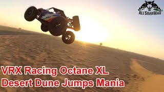 VRX Racing Octane XL 4WD RC Buggy Jumps Mania