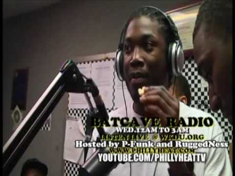 Flamerz 4???? Meek Mill on Batcave Radio...Flamerz 3 out Now!!! part 1 of 3