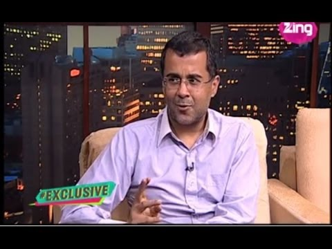 '2 States' Chetan Bhagat's 4th book made into a film - Bollywood Life - Episode