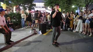 JHKTV]홍대댄스 전 디오비 윈윈 hong dae k-pop dance former dob (win win)