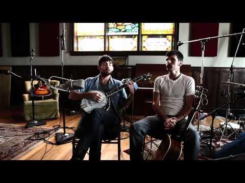 Scott&Seth Avett sing,