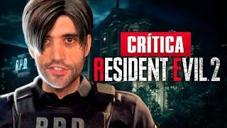 Minhas criticas a Resident Evil 2 Remake, o jogo é melhor que o original?
