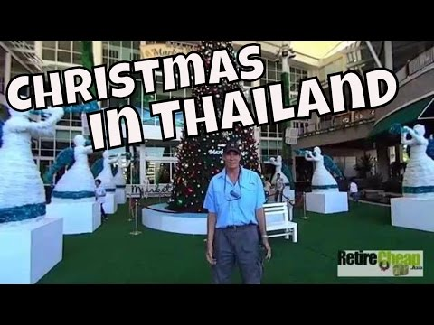 Christmas Celebration in Thailand