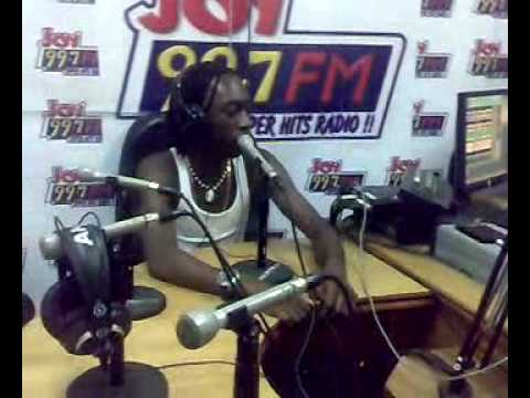 Smalls _ Joy FM - Ghana 2010 pt 2.mp4