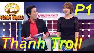 Hài Trường Giang: Những pha troll hài hước của Giang Ca Phần 1 - Youtube