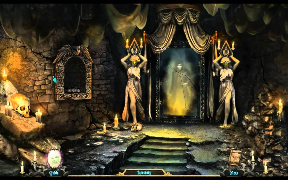 Mystery legends phantom of the opera part 17 walkthrough catacomb