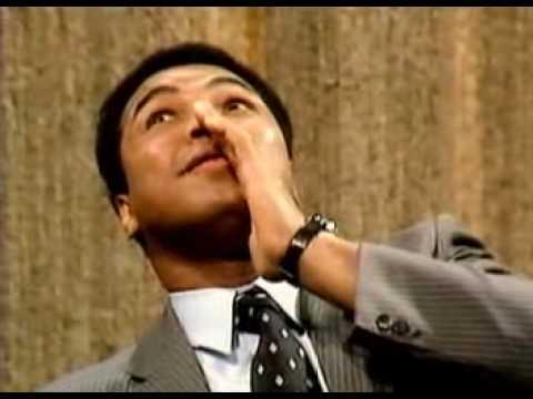 Muhammad Ali - Parkinson's Greatest Entertainers