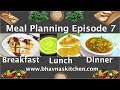 Meal Planning Episode 7 - Breakfast: Toast RollUps, Lunch: Oat Pancakes, Dinner: Soup