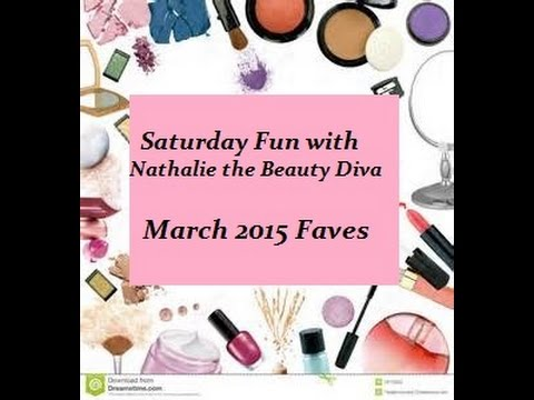 Fabulous Over 50 - March Favorites & Some Hollywood Glam!!!!