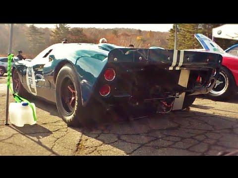 Ford GT40 超シビれる!空ぶかしエンジン音