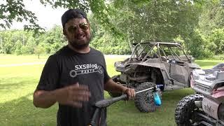 Foam cannon vs Power brush vs Turbo nozzle SXS cleaning!
