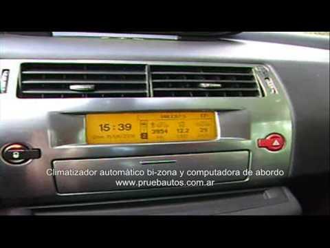 PruebautoS Test Citroën C4 VTS clip detalles