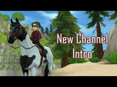 New Channel Intro|| Star Stable