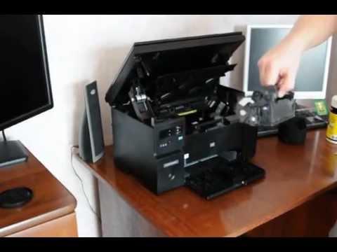 Инструкция по использованию принтера