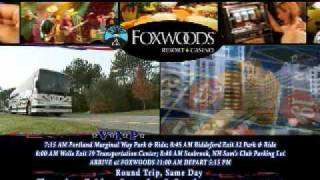 VIP Casino Express to Foxwoods Resort Casino