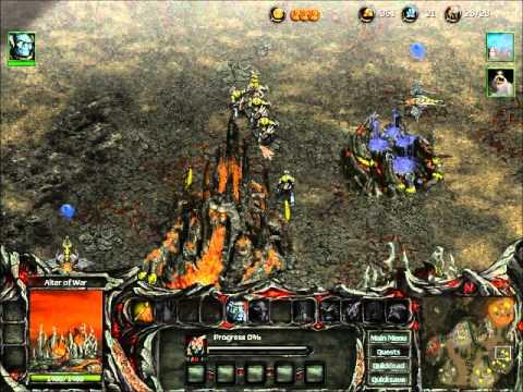 Rising Kingdoms Darkling Gameplay