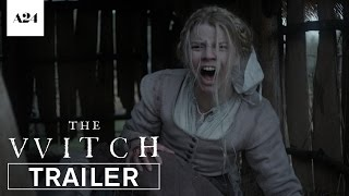 The Witch   Paranoia   Official Trailer HD   A24