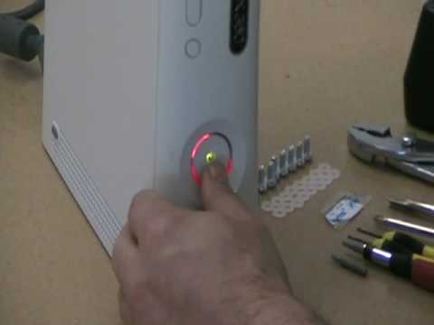 XBOX 360 Repair Guide - #1 Opening the Case