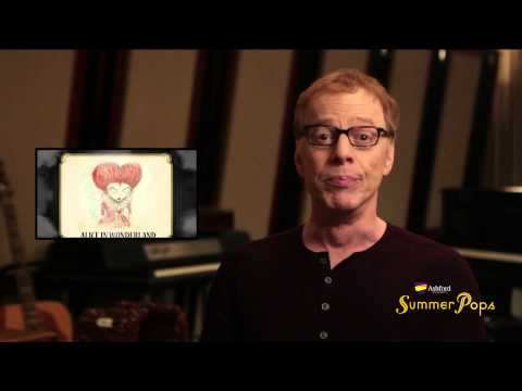 Coming Up at Summer Pops 2014: Danny Elfman's Music from the Films of Tim Burton
