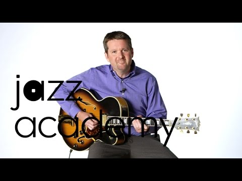 How To Play Jazz Guitar Chords, Part One