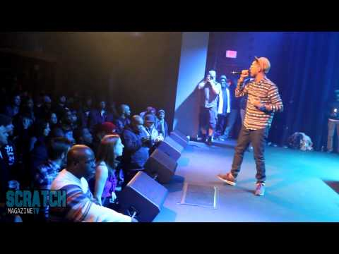LOW BUDGET CREW - HOWARD THEATER CONCERT FOOTAGE FEAT DIAMOND DISTRICT, KAIMBR, SEAN BORN, AND MORE